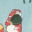 id:goldfish-man
