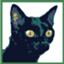 id:greenhaircat