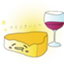 id:wine_cheese
